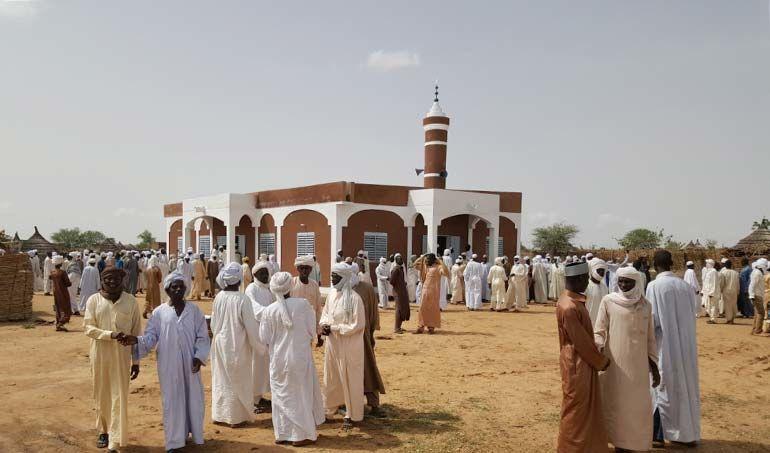 Directaid مساجد ومشاريع دعوية Ahl Al-Khair Masjid 13