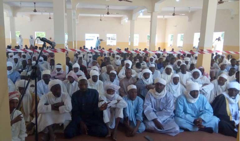 Directaid  Masjid Duyuf Al-Rahmun 1
