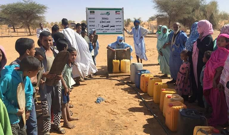 Directaid Water Projects Al-Farah Well Seventh 8