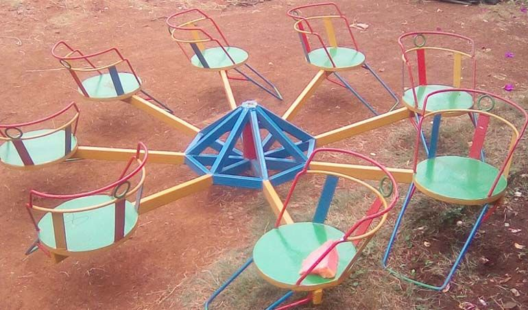 Directaid development Playgrounds for Lamo Orphans 1