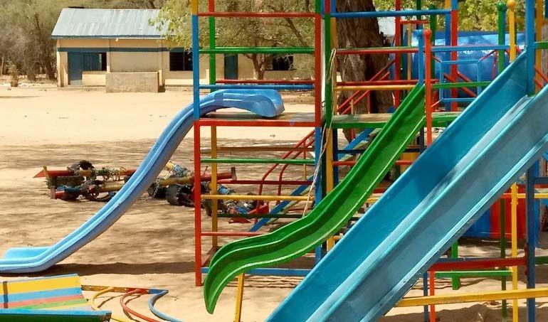 Directaid development Playgrounds for Mdogache Orphans 7