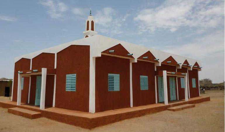 Directaid  Masjid of Hadi Tahous Al-Otaibi 1