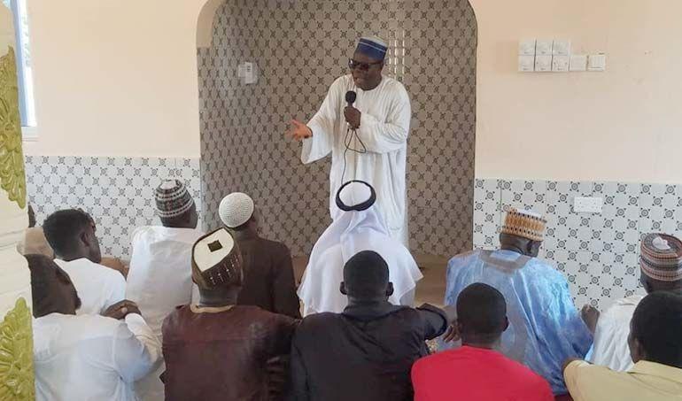 Directaid Masajid Masjid of Al-Mubark 5