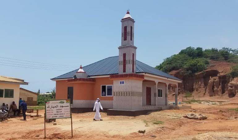 Directaid Masajid Masjid of Al-Mubark 2