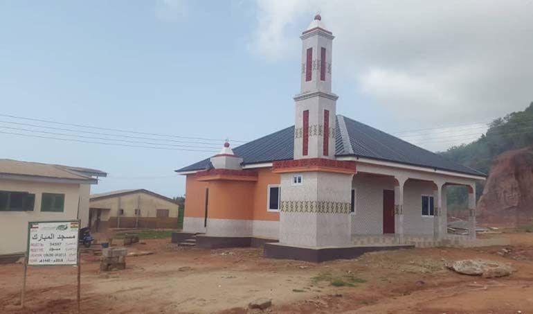 Directaid Masajid Masjid of Al-Mubark 3
