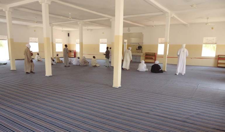 Directaid مساجد ومشاريع دعوية Masjid of Thu AL-Magferah 1