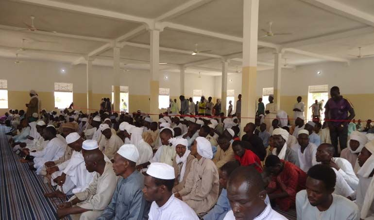 Directaid مساجد ومشاريع دعوية Masjid of Thu AL-Magferah 2