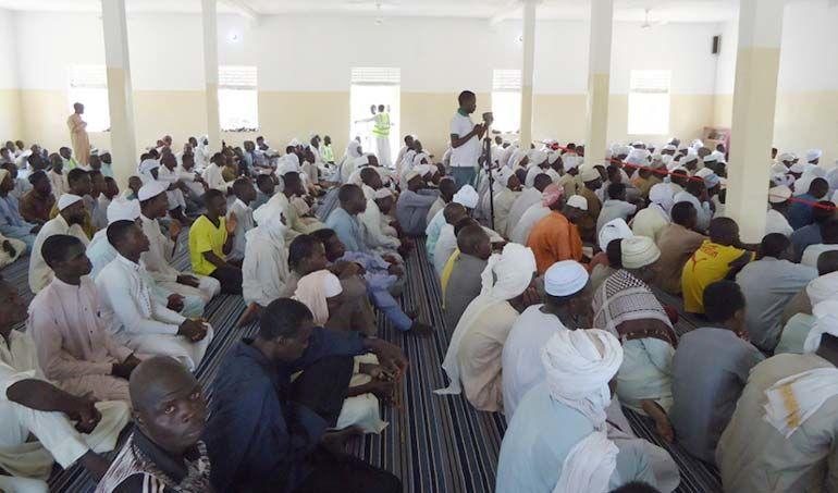 Directaid مساجد ومشاريع دعوية Masjid of Thu AL-Magferah 3