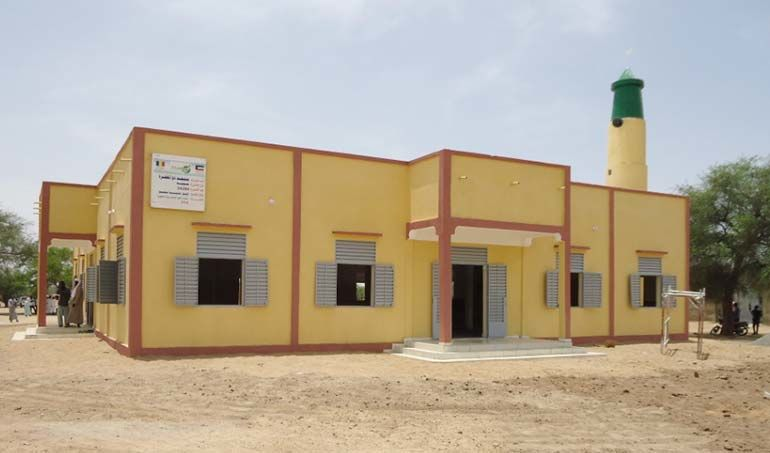 Directaid مساجد ومشاريع دعوية Masjid of Thu AL-Magferah 6