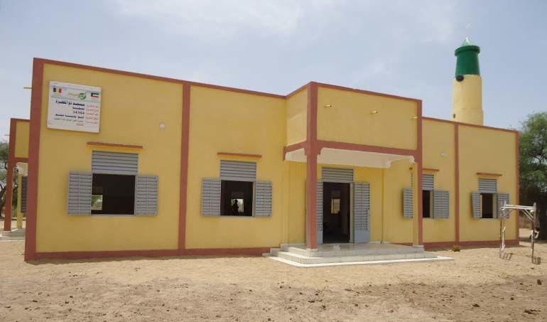 Directaid  Masjid of Thu AL-Magferah 1