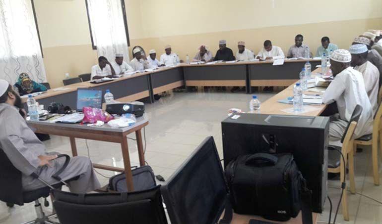 Directaid  مشروع أئمة القرى 1