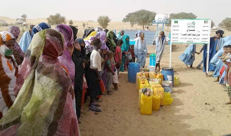 Directaid  1- Anhar Al-Khair Water Tank 1