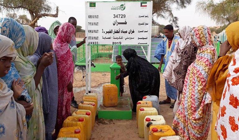 Directaid  3 - Anhar Al-Khair  Water Tank 1