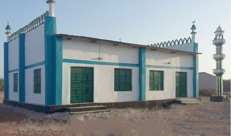 Directaid  Arfa Mosque 1