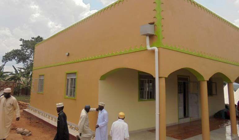 Directaid Masajid Al'Aneam Mosque 2