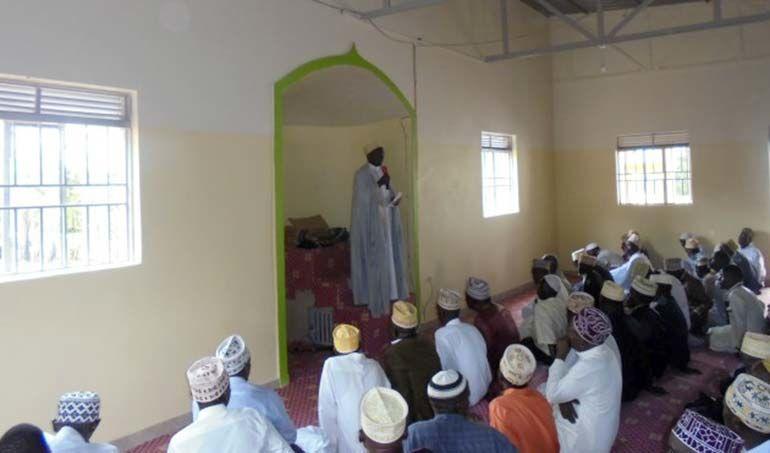 Directaid  Al'Aneam Mosque 1
