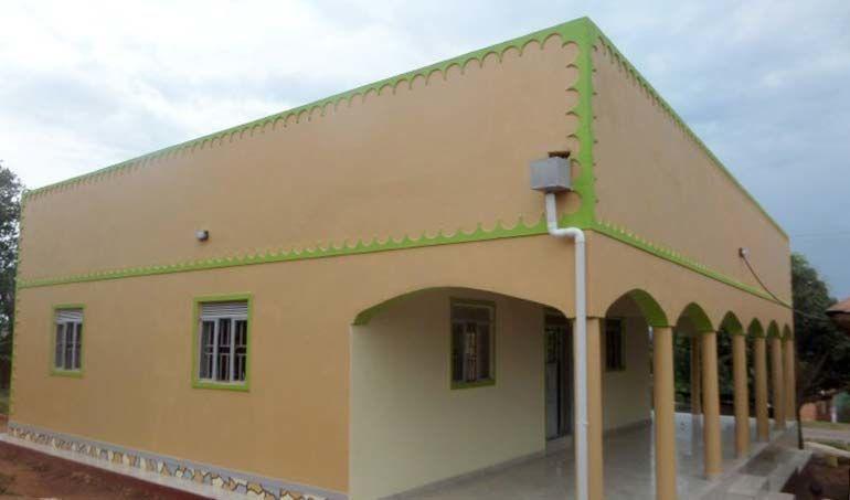 Directaid Masajid Al'Aneam Mosque 1