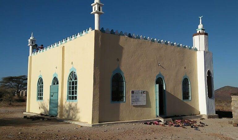 Directaid  Al-Farooq Masjid 1