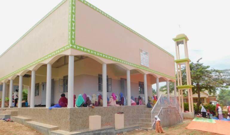 Directaid مساجد ومشاريع دعوية Al-Shura Mosque 4