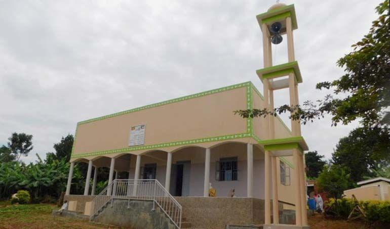Directaid مساجد ومشاريع دعوية Al-Shura Mosque 5