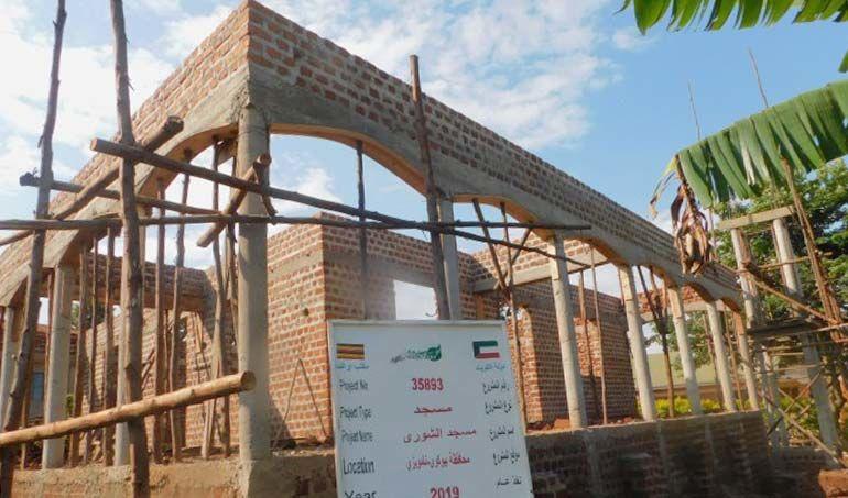 Directaid مساجد ومشاريع دعوية Al-Shura Mosque 6