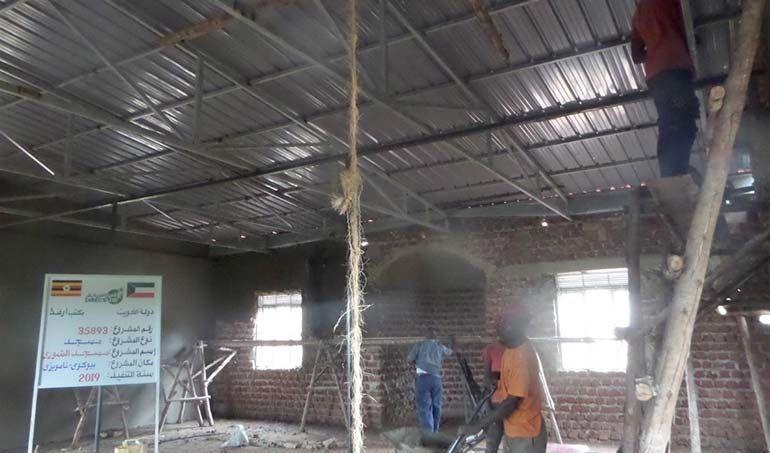 Directaid مساجد ومشاريع دعوية Al-Shura Mosque 10