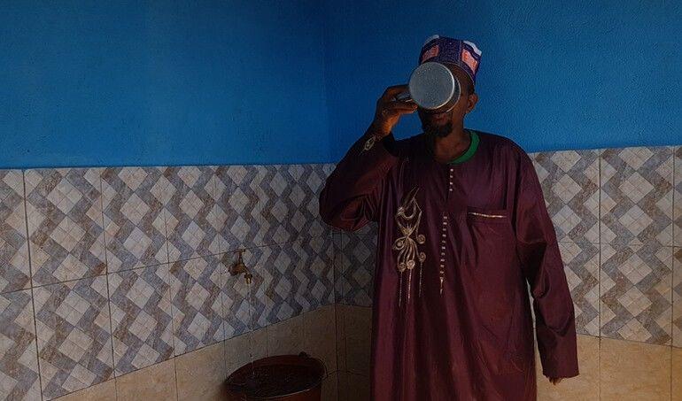Directaid مشاريع المياه AL - Hayat Well 12