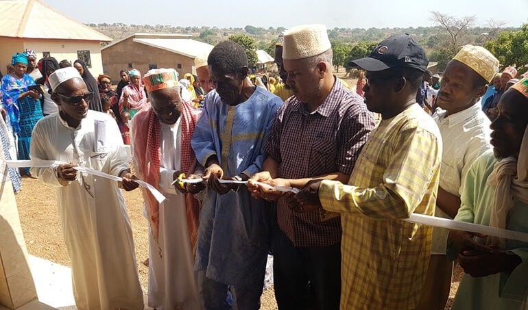 Directaid مشاريع المياه AL - Hayat Well 13