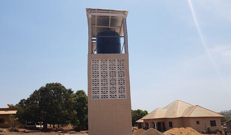 Directaid مشاريع المياه AL - Hayat Well 21