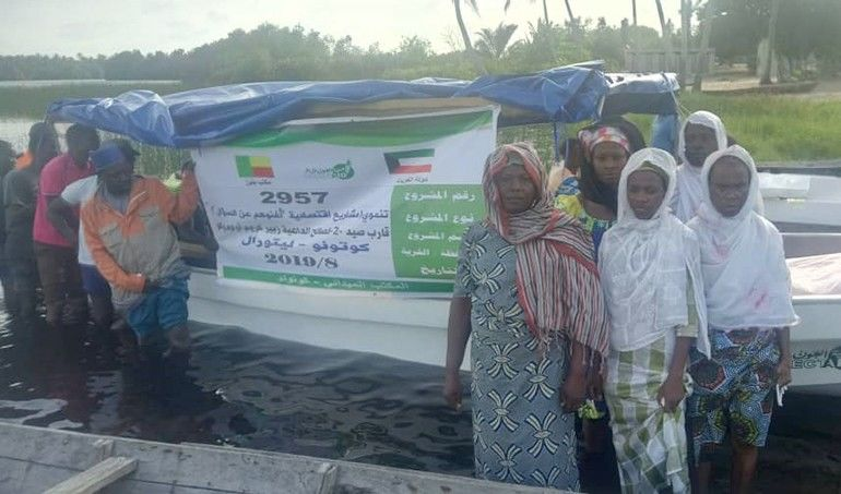 Directaid  stop destitution - a fishing boat  project - 2 1