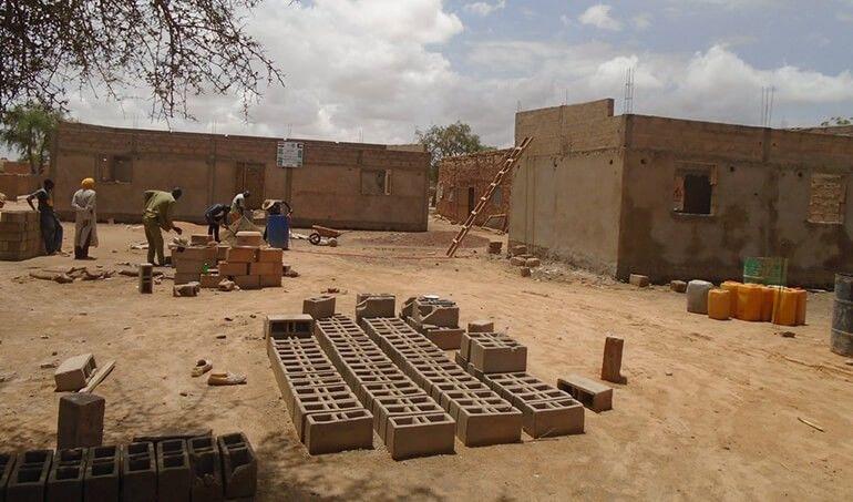Directaid Construction Al-Khair Quran School 1
