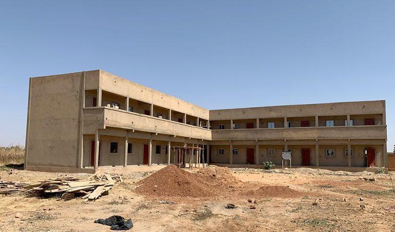 Directaid  Tillabery High School 1