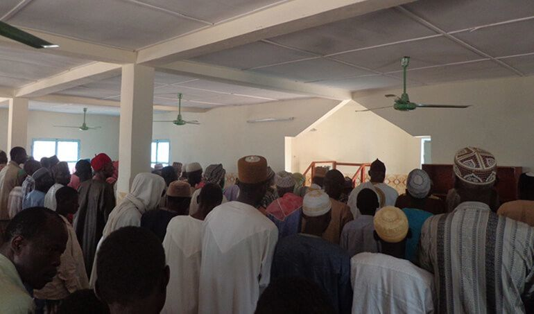 Directaid مساجد  Almutrahmon Masjid 17
