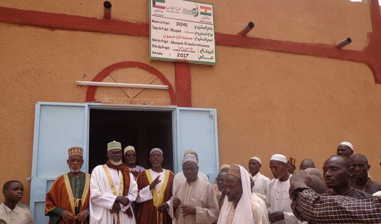 Directaid مساجد  Almutrahmon Masjid 19