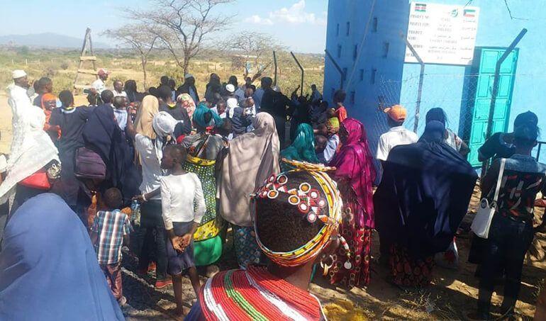 Directaid Water Projects Al-Saalihin Well - 2 16