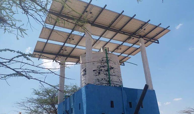 Directaid Water Projects Al-Saalihin Well - 2 18