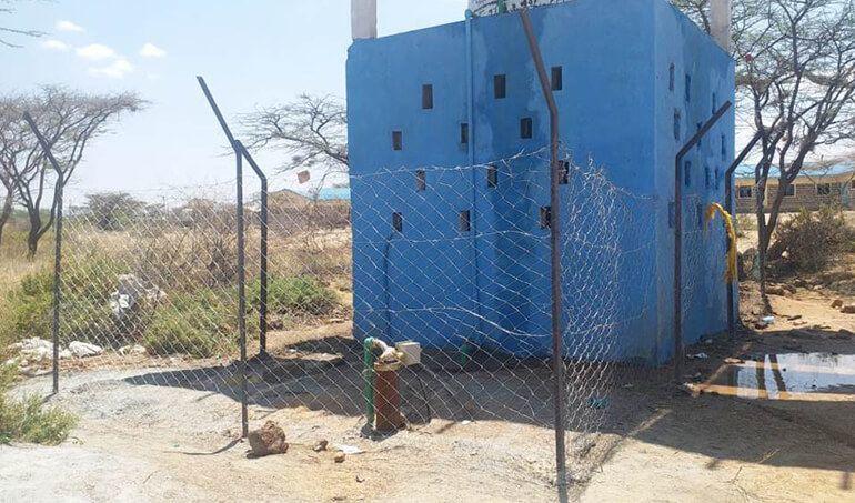 Directaid Water Projects Al-Saalihin Well - 2 20