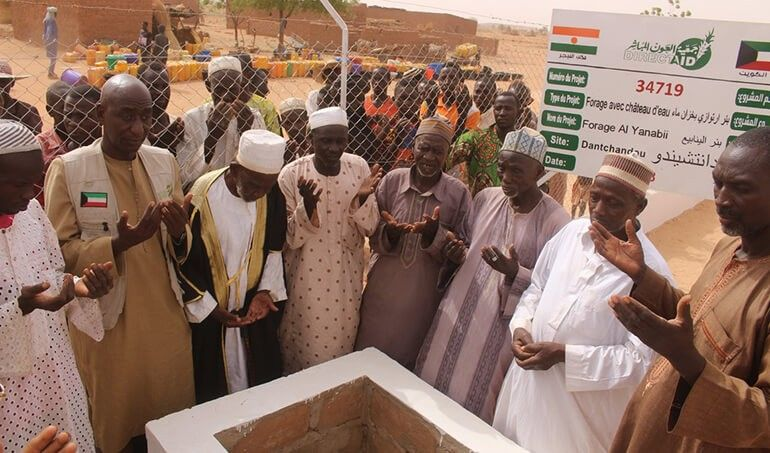 Directaid Water Projects Well Of Al-Yanabie 8