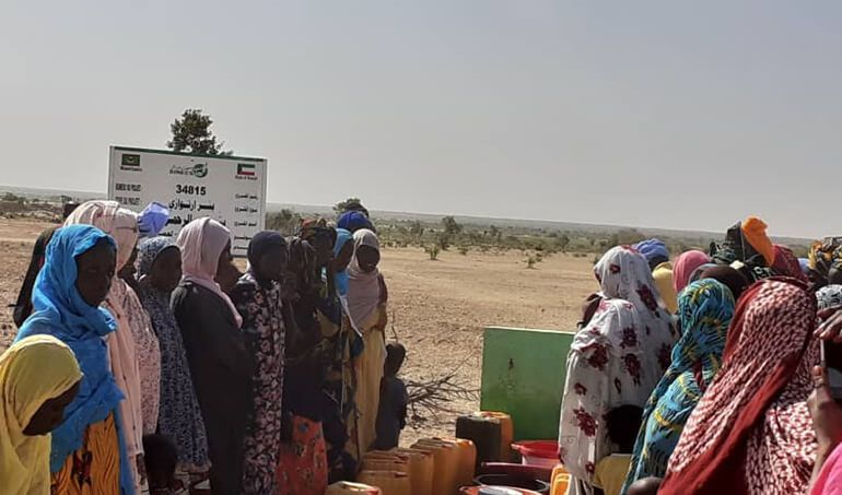 Directaid Water Projects Well of Noor AL-Rahman-1 4