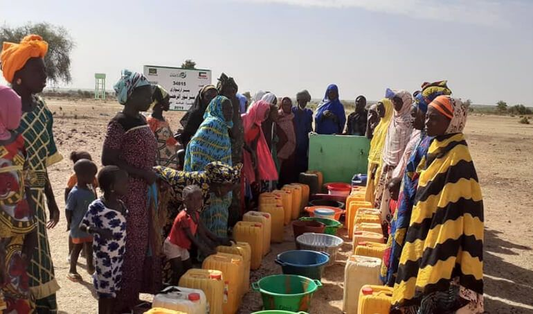 Directaid Water Projects Well of Noor AL-Rahman-1 5
