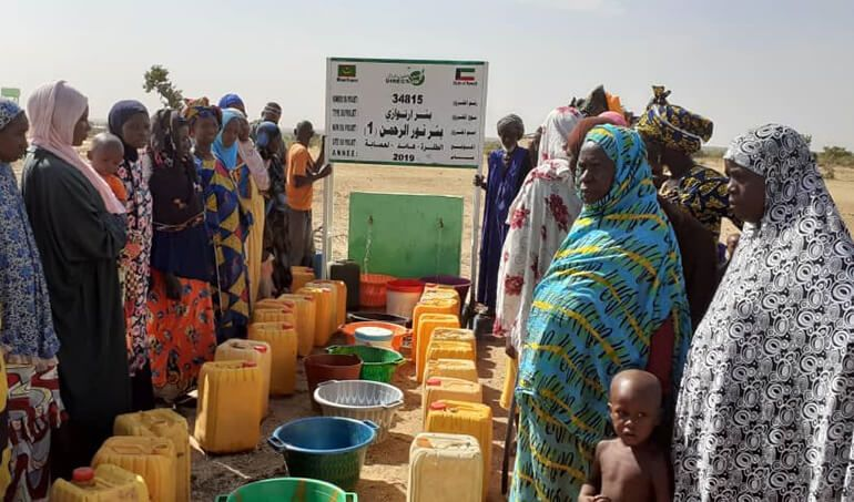 Directaid Water Projects Well of Noor AL-Rahman-1 8