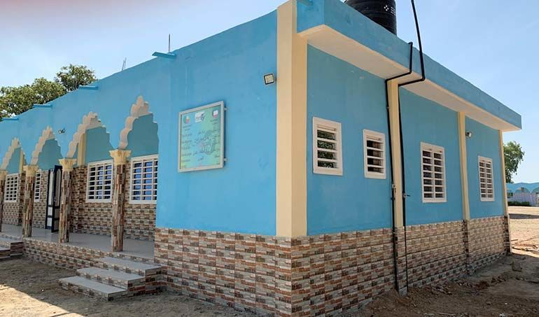 Directaid development Computer Center - Al-Najah Center 6