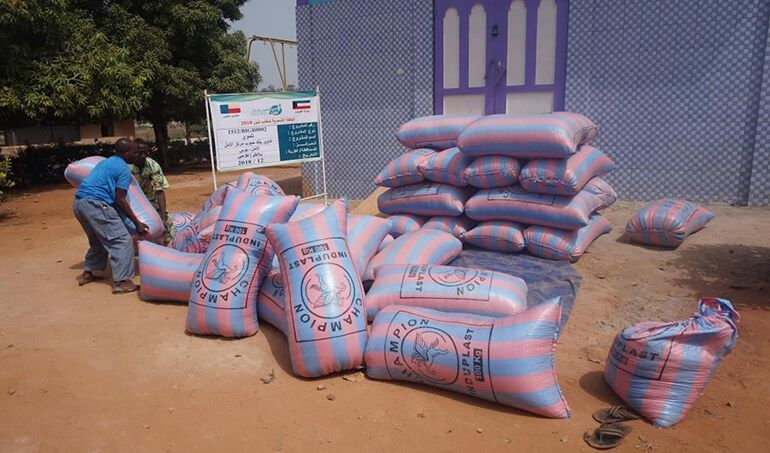 Directaid مشاريع التنمية Grian Bank - Al-Khair seed 16