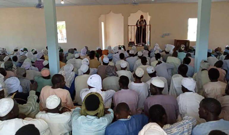 Directaid مساجد ومشاريع دعوية Mosque of Zou Albajadin 9
