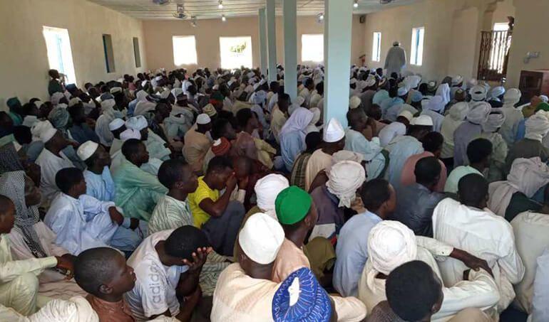 Directaid مساجد ومشاريع دعوية Mosque of Zou Albajadin 11