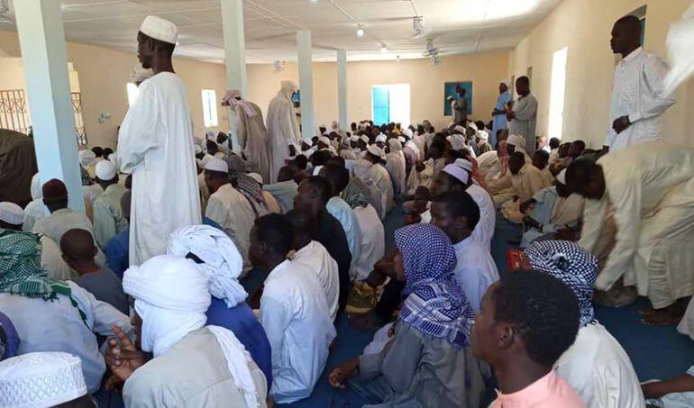 Directaid مساجد ومشاريع دعوية Mosque of Zou Albajadin 12