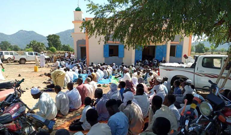 Directaid مساجد ومشاريع دعوية Mosque of Zou Albajadin 13