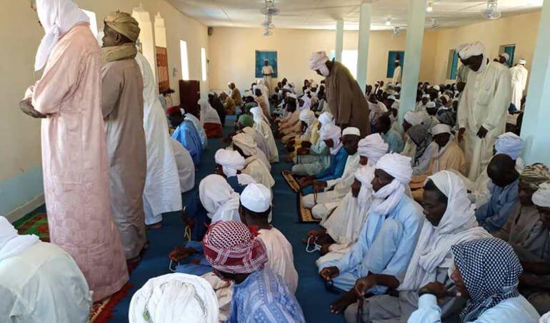 Directaid مساجد ومشاريع دعوية Mosque of Zou Albajadin 14