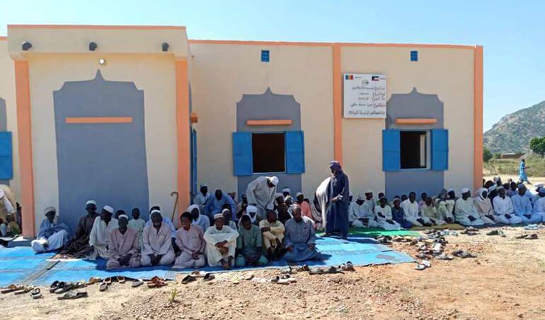 Directaid مساجد ومشاريع دعوية Mosque of Zou Albajadin 17