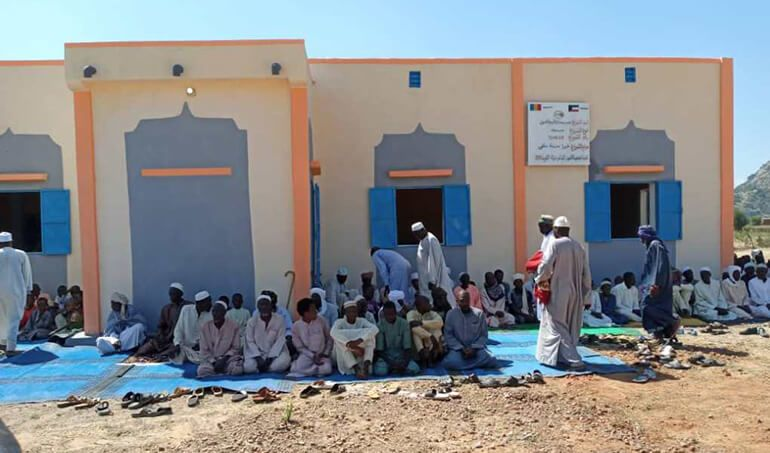 Directaid مساجد ومشاريع دعوية Mosque of Zou Albajadin 18